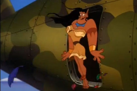 5.1 Aladdin ft Pocahontas