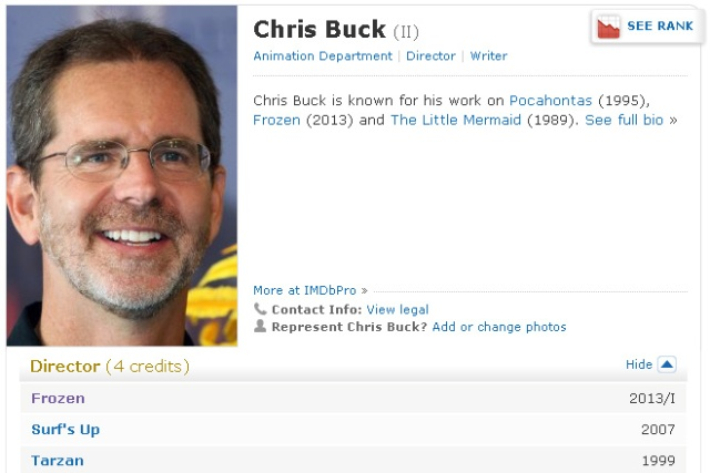 Chris Buck