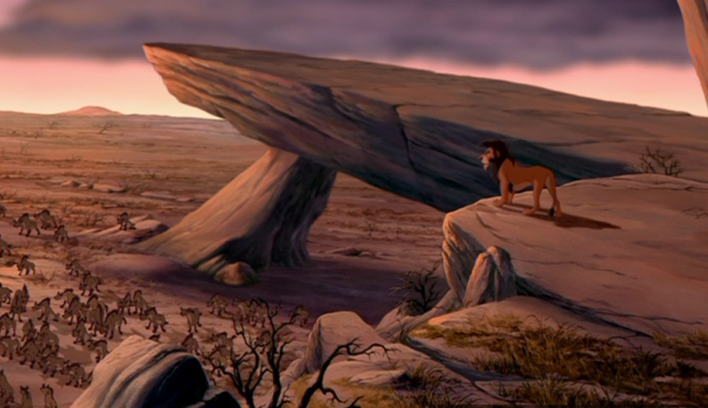 Mufasa Causes The Drought In The Lion King Disneytheorycom