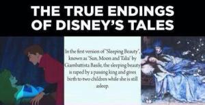 Fairy Tale Endings 1
