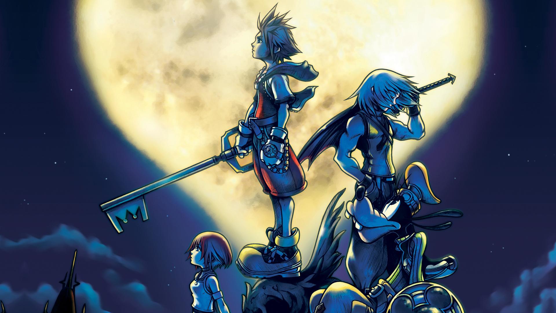 Kingdom Hearts 3 Disney Characters Kingdom Hearts Goofy