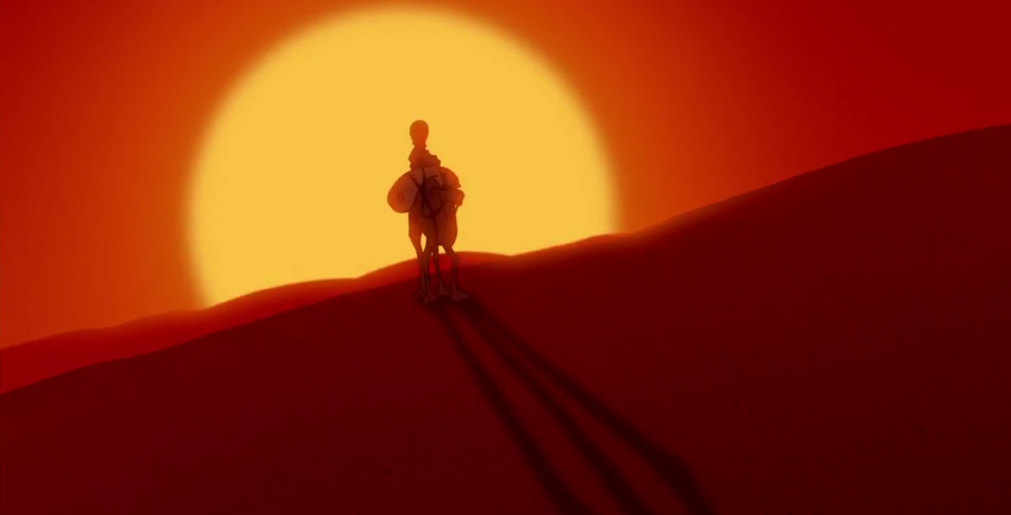 Aladdin Is Set In A Distant Post Apocalyptic Future Story Books Of Aladin 2