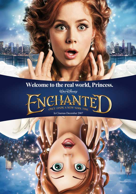 Enchanted giselle poster