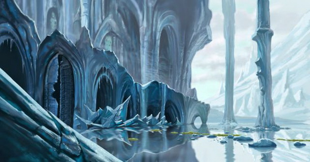 Frozen Concept Art 2