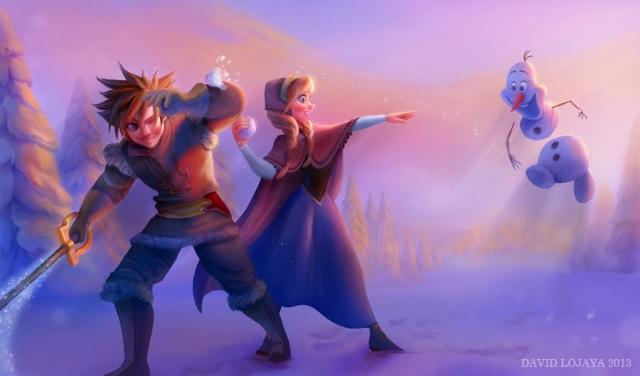 Frozen KH