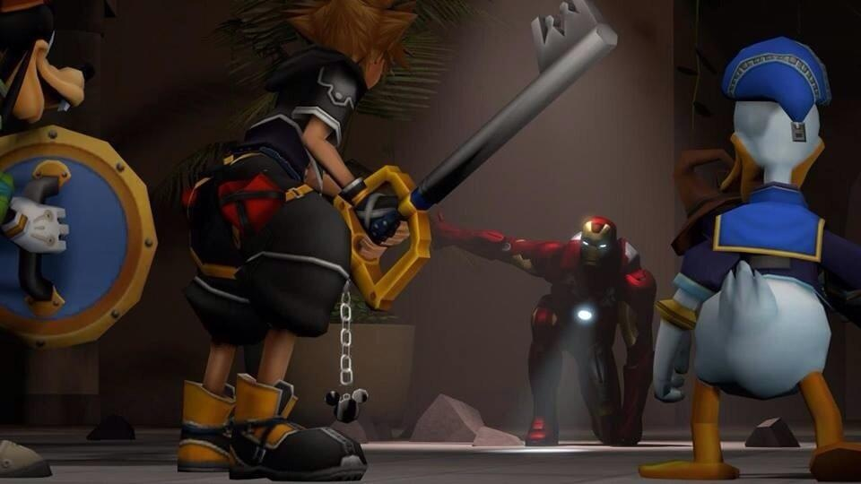 Kingdom Hearts: Fragmented Keys And The 8 Missing Worlds Of Kingdom ...
