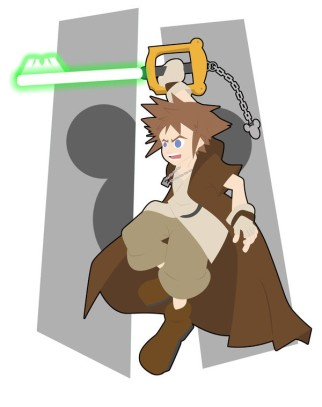 Star Wars KH CmOrigins