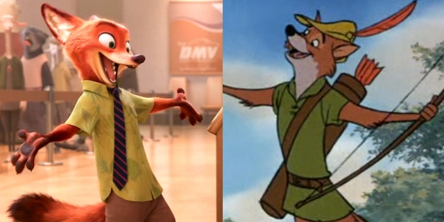 Nick Robin Hood