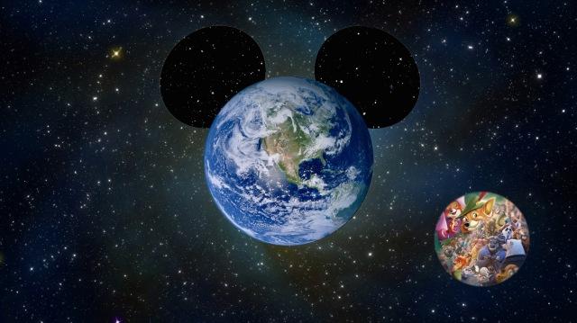 Zootopia Planet